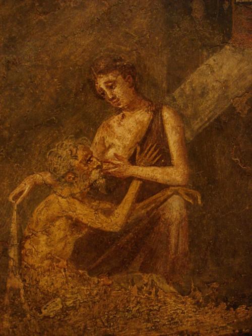 800px-Affresco_romano_-_Pompei_-_micon_e_pero